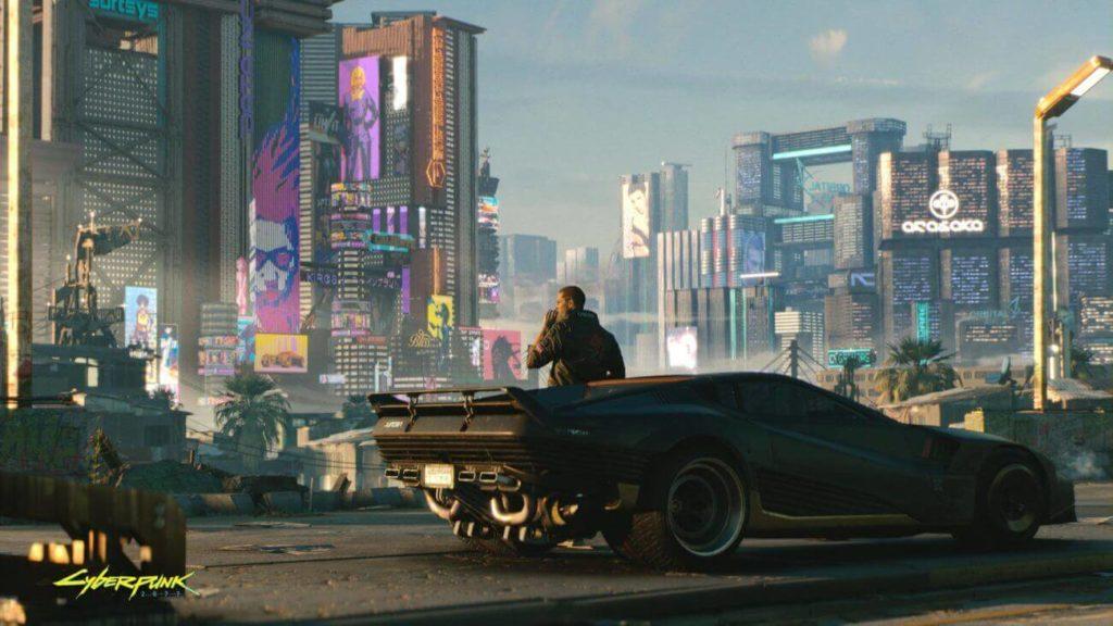 Перенос выхода Cyberpunk 2077 на Stadia