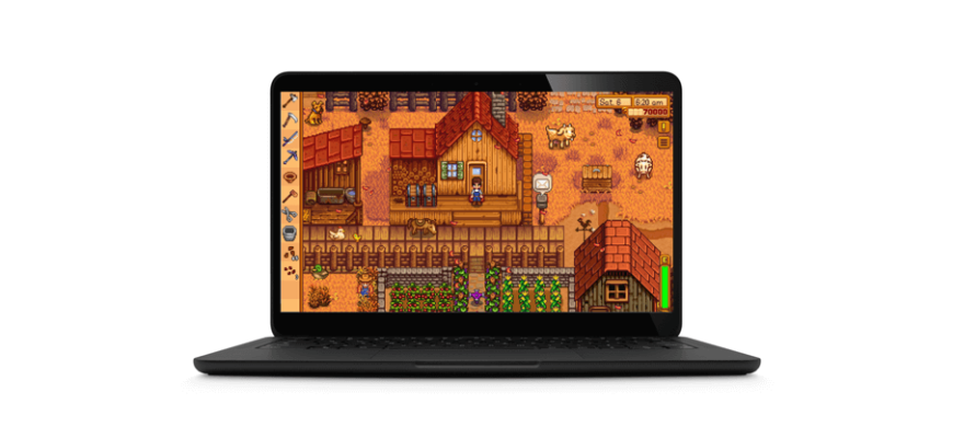 Google Stadia Chromebook