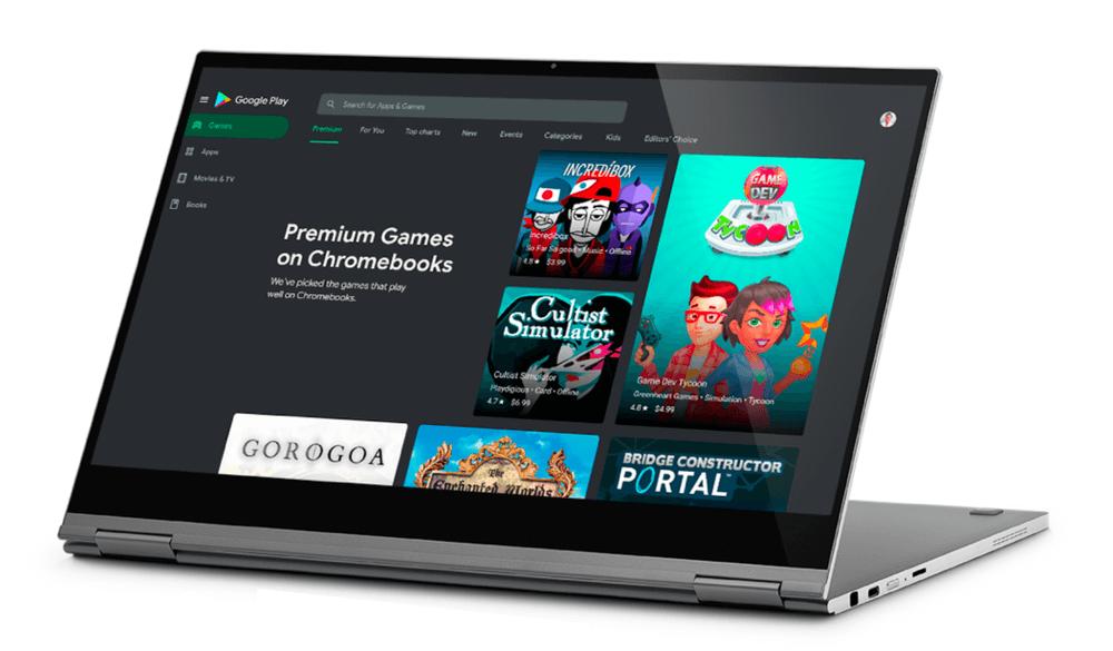 Google Stadia Premium Gaming