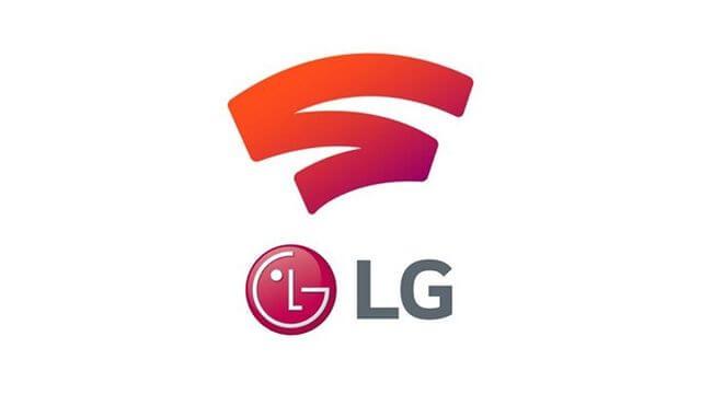Google Stadia LG
